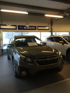 Subaru Outback 2,5i Summit CVT