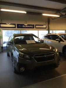 Subaru Outback 2,5i Active CVT