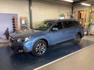 Subaru Outback 2,5 i Ridge 2020